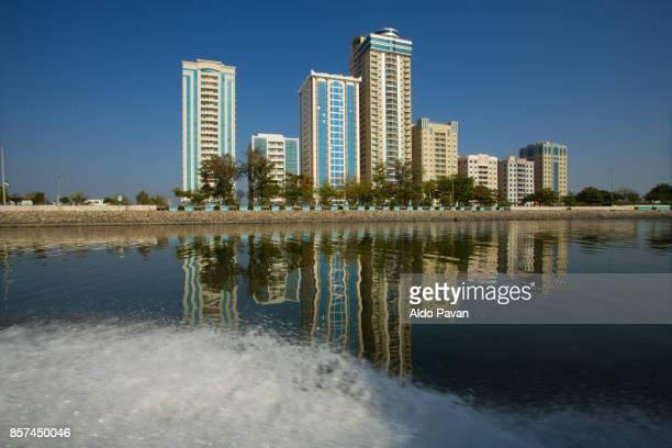 united arab emirates, emirate of ras al-khaimah - ras al khaimah stock pictures, royalty-free photos & images