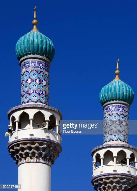 United Arab Emirates, Sharjah, Iranian Mosque
