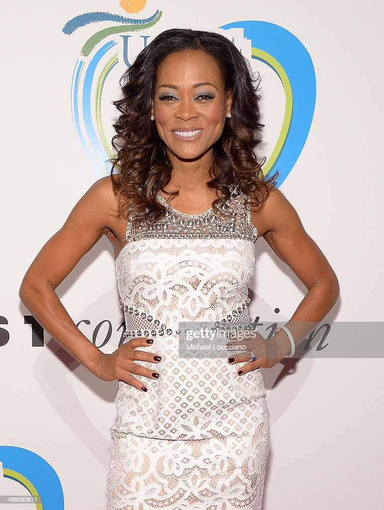 United Cerebral Palsy of New York City co-chair Robin Givens attends the 13th annual Women Who Care event benefiting United Cerebral Palsy of New York City at Cipriani 42nd Street on May 7, 2014 in New York City.