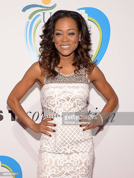 United Cerebral Palsy of New York City cochair Robin Givens attends the 13th annual Women Who Care event benefiting United Cerebral Palsy of New York...