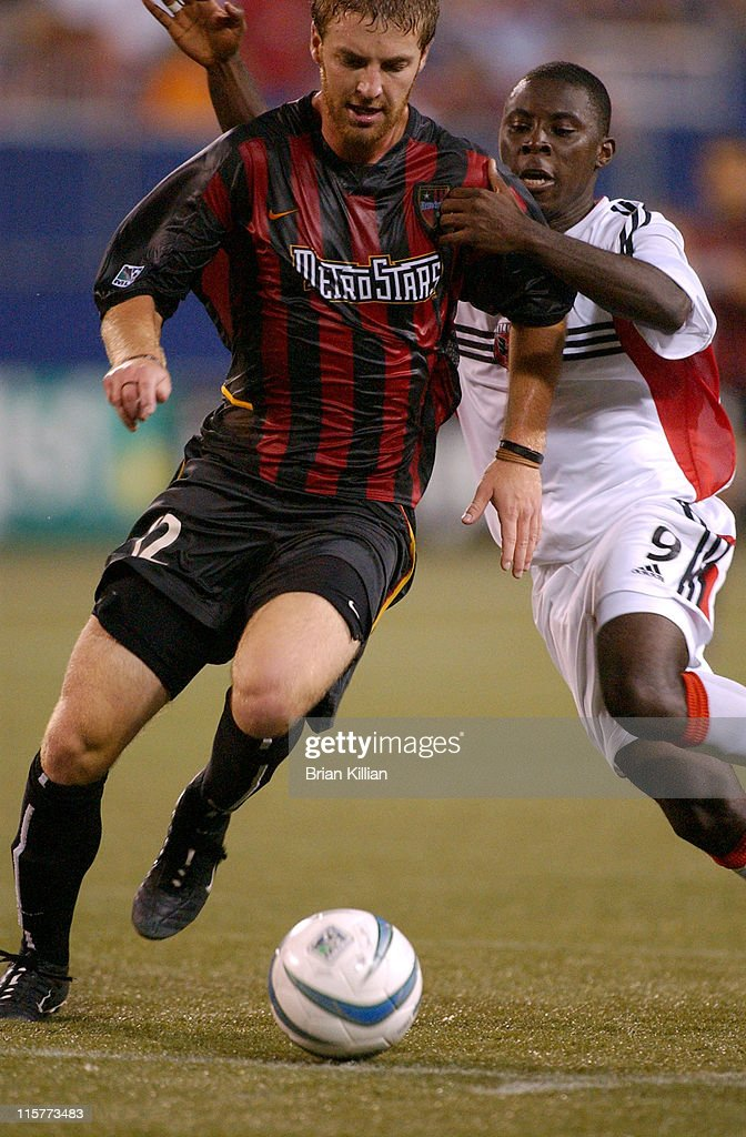 MLS - DC United vs New York/New Jersey Metrostars - October 2, 2004