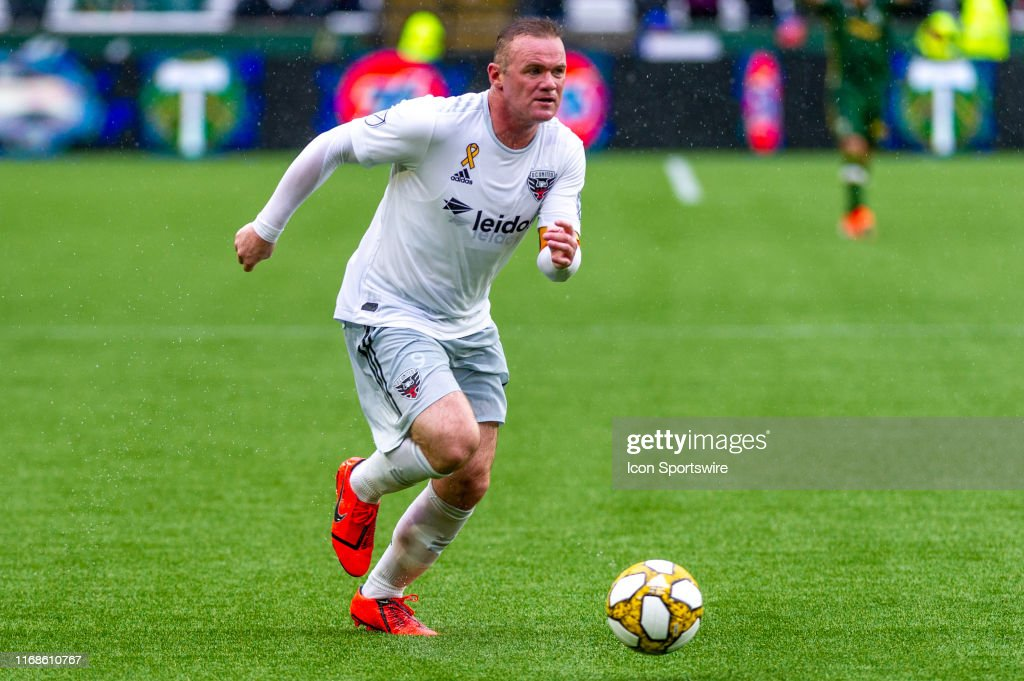 SOCCER: SEP 15 MLS - DC United at Portland Timbers : News Photo