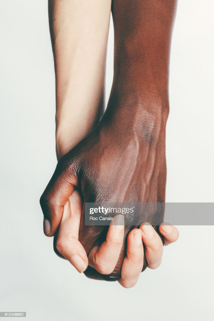 United Hands : Stock Photo