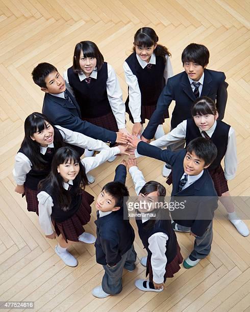 United Japanese students