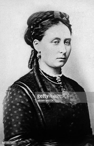 United Kingdom, Alice Princess of - Grand Duchess of Hesse-Darmstadt*25.04.1843-14.12.1878+Daughter of Queen VictoriaPortrait - undatedVintage...
