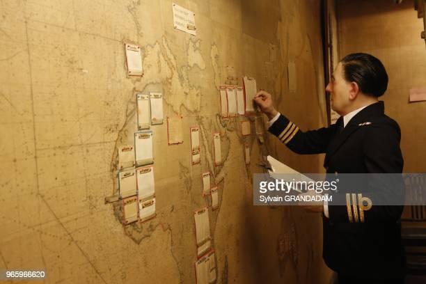 United Kingdom city of London Chyrchill War Rooms //RoyaumeUni ville de Londres Churchill War Rooms