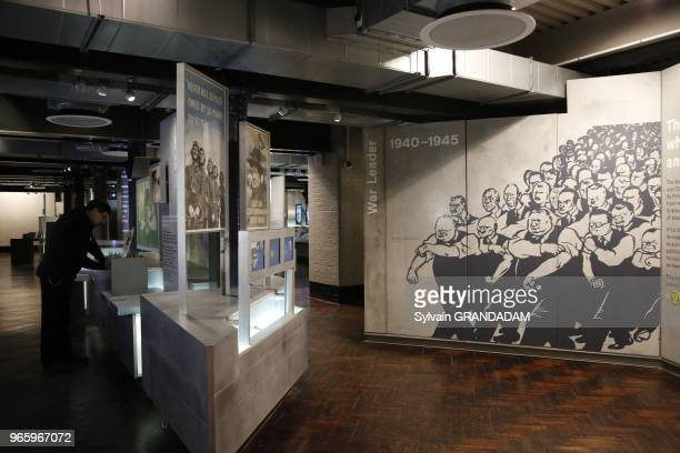 United Kingdom, city of London, Chyrchill War Rooms //Royaume-Uni, ville de Londres, Churchill War Rooms.