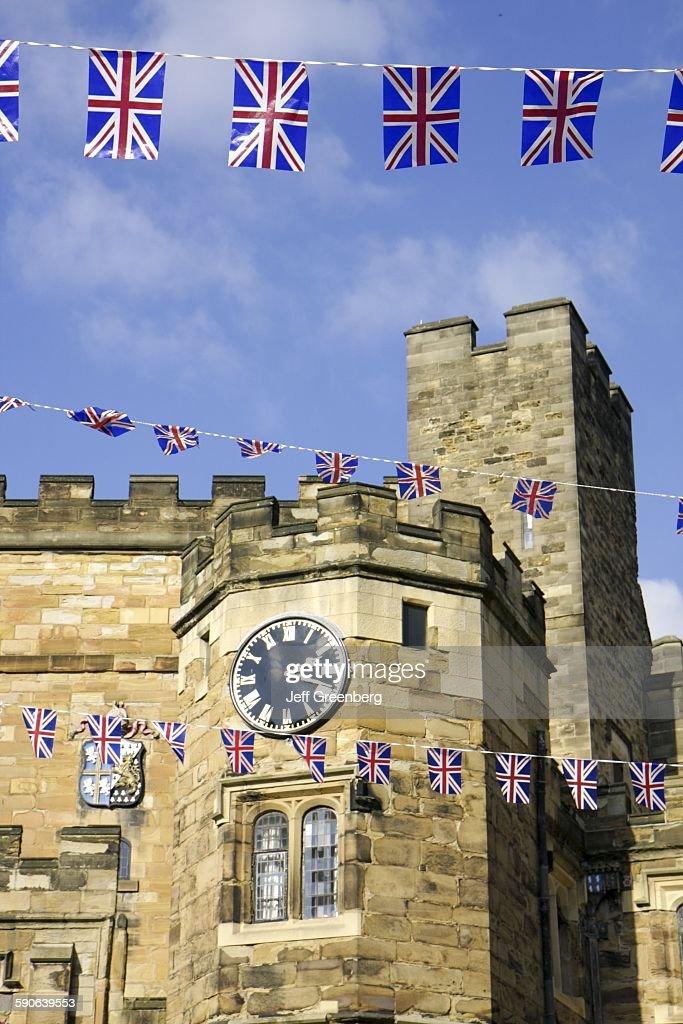 England Durham City University College Union Jack Pictures