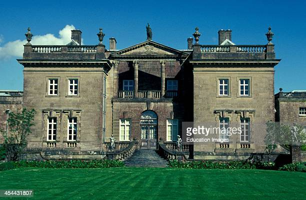 United Kingdom England Wiltshire Stourhead Manor House
