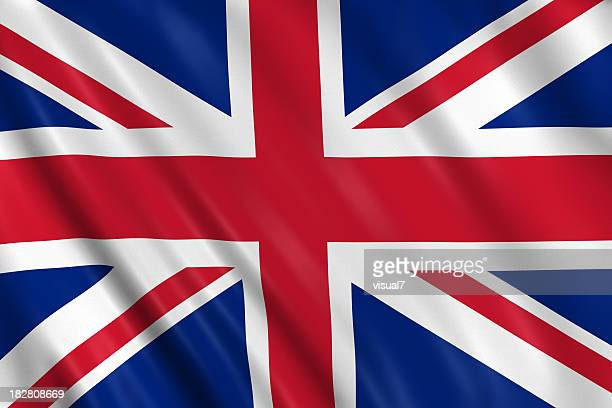 united kingdom flag - union jack stock photos and pictures