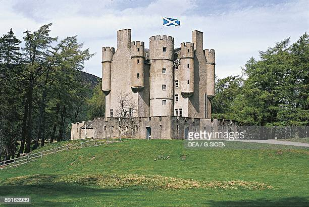 United Kingdom, Great Britain, Scotland, Aberdeenshire, Balmoral castle