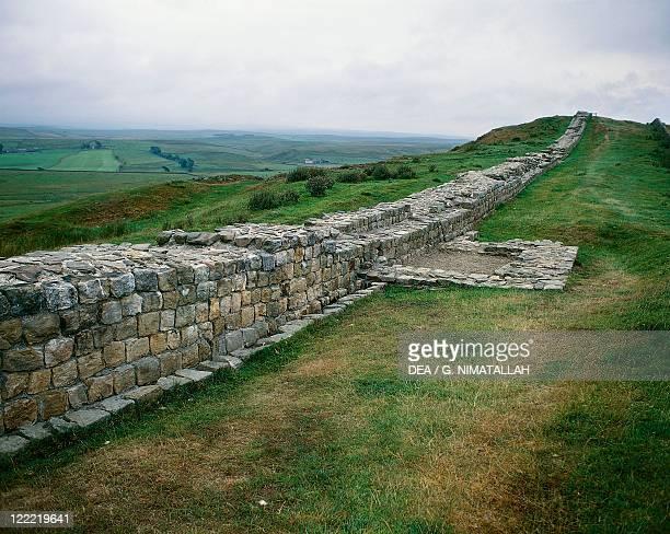 United Kingdom - Hadrian's Wall .