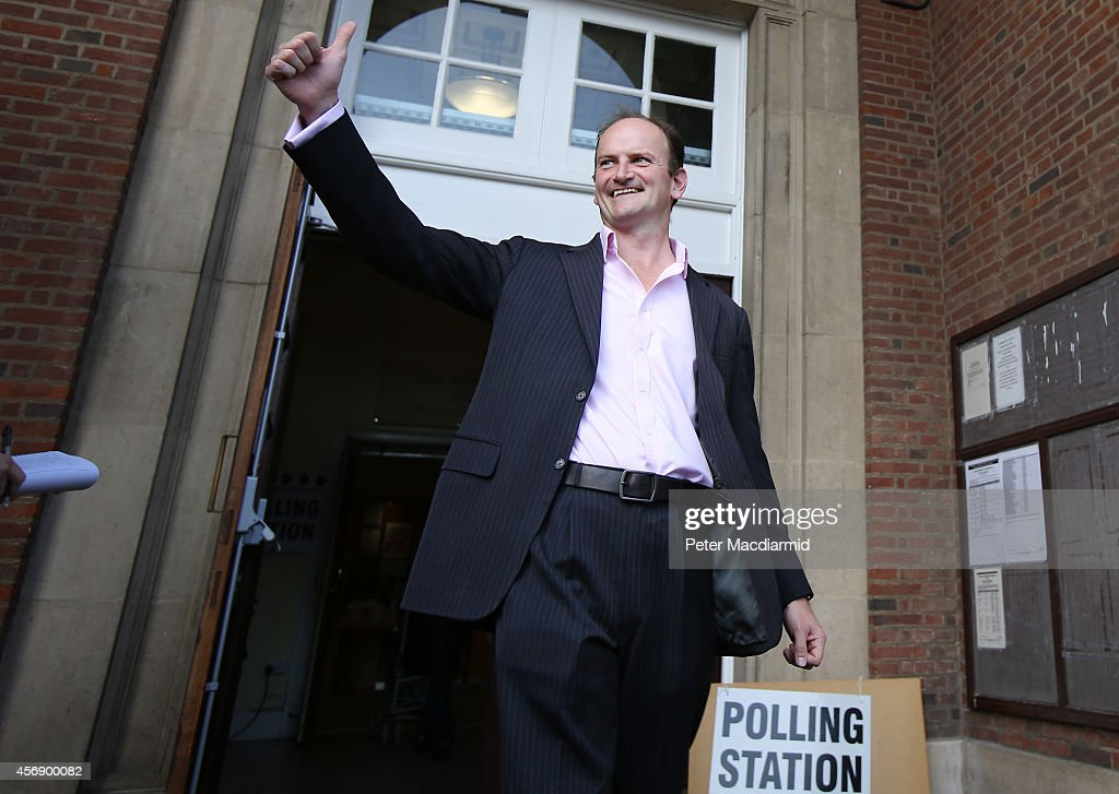 Clacton-On-Sea Parliamentary By-Election : News Photo