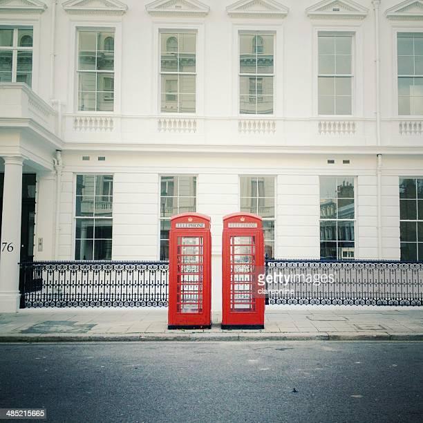 United Kingdom, London, Telephone boxes