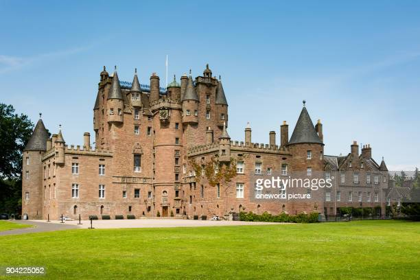 United Kingdom Scotland Angus Glamis Glamis Castle Castle Shakespeare Macbeth
