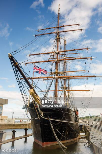 United Kingdom Scotland Dundee City Dundee RRS Discovery The Discovery is the expedition ship with which Robert Falcon Scott has undertaken his...