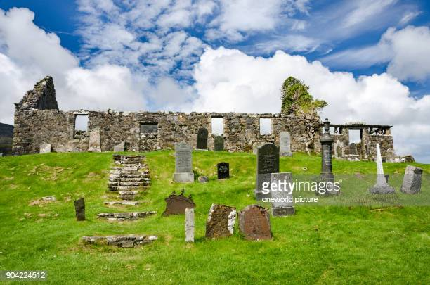 United Kingdom Scotland Highland Isle of Skye Isle of Skye Cill Chriosd / Kilchrist