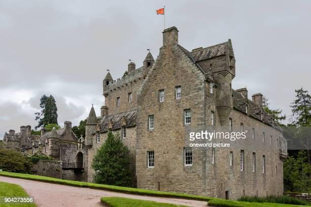 United Kingdom Scotland Highland Nairn Cawdor Castle Cawdor Castle is a castle a few miles northeast of Inverness in the Scottish Highlands...