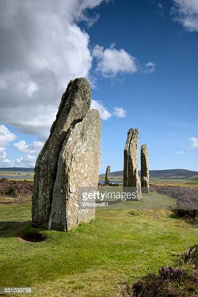 United Kingdom, Scotland, Orkney Islands, Ring of Brodgar
