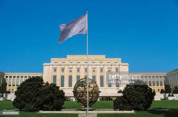 United Nations building 19311938 Geneva Switzerland 20th century