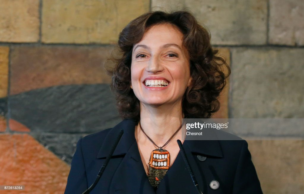 Audrey Azoulay Becomes UNESCO New Director General In Paris