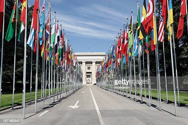 Las Naciones Unidas en Ginebra