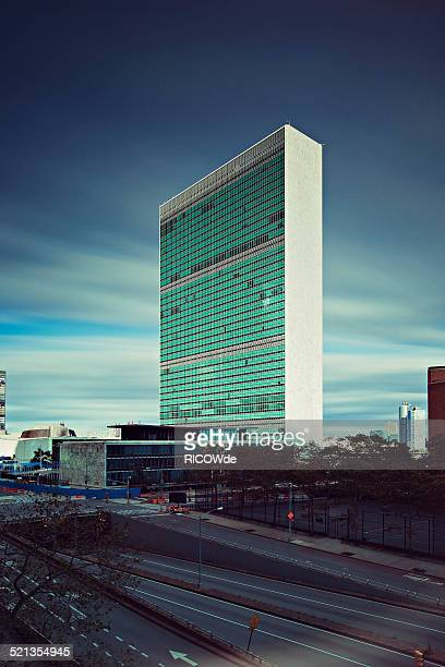 United Nations Headquarter in New York City