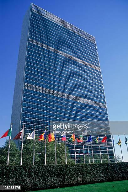 united nations, nyc - organização das nações unidas - fotografias e filmes do acervo