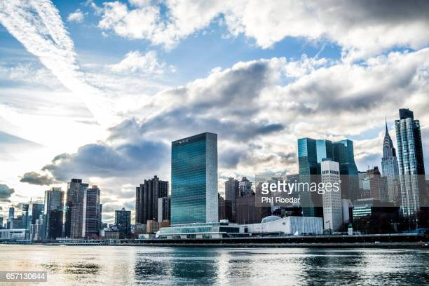 united nations - united nations building stock pictures, royalty-free photos & images