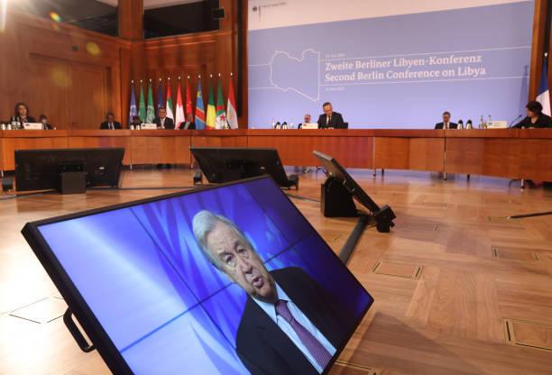 DEU: Berlin Hosts 2nd Libya Conference