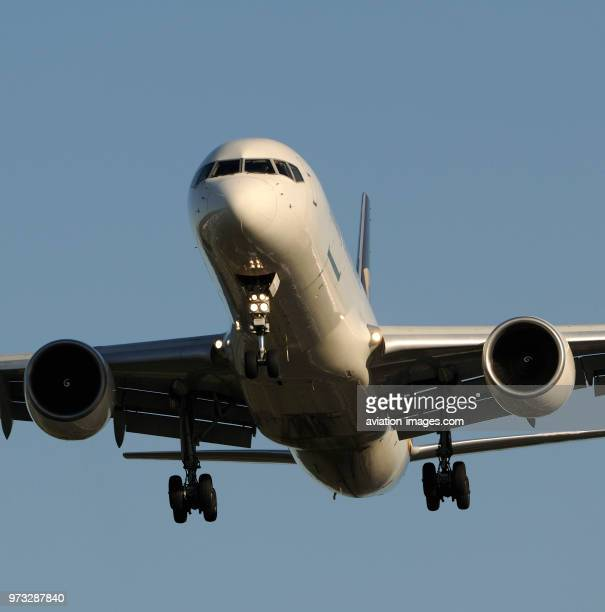 UPS United Parcel Service Boeing 757200 freighter on finalapproach