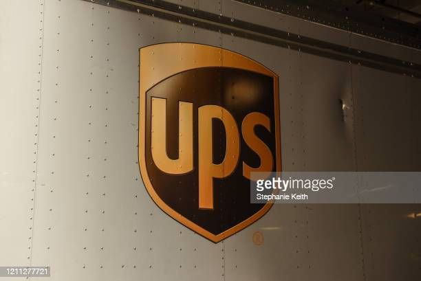 357 Ups Logo Photos And Premium High Res Pictures Getty Images