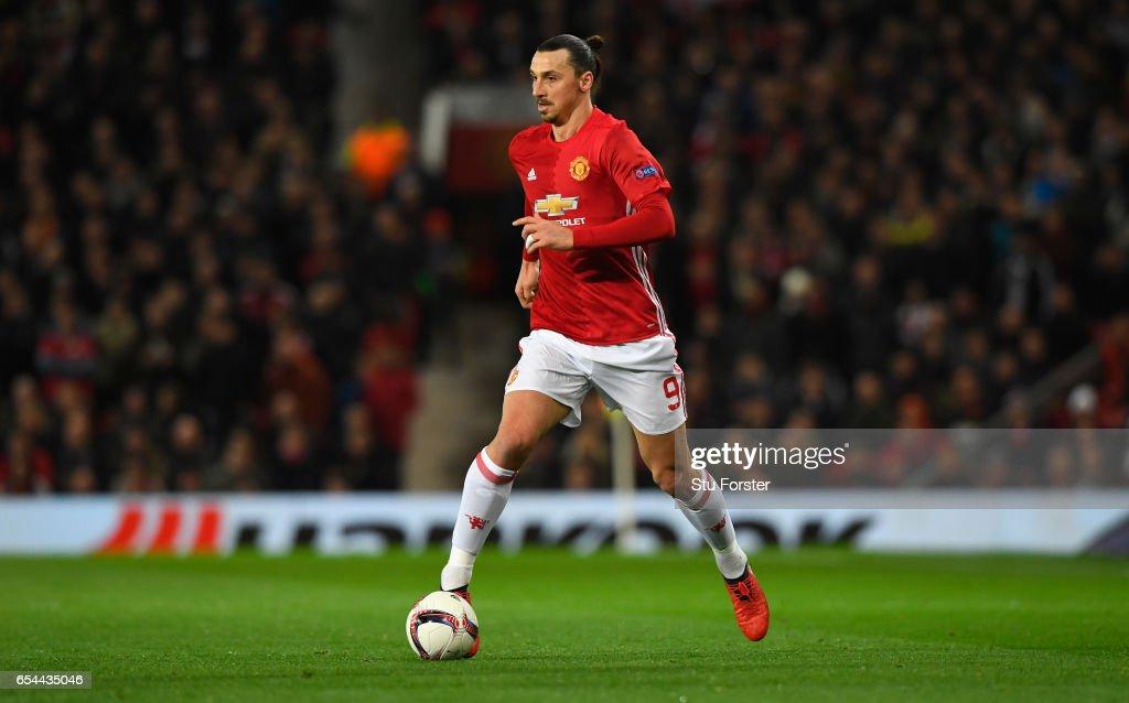 Manchester United v FK Rostov - UEFA Europa League Round of 16: Second Leg : Foto di attualità