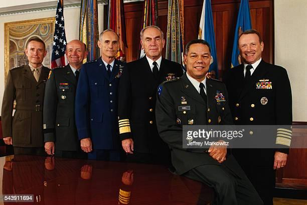 United States Army Staff