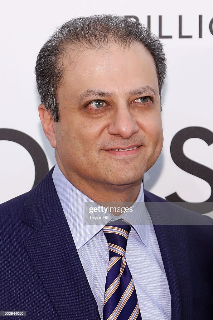 United States Attorney for the Southern District of New York Preet