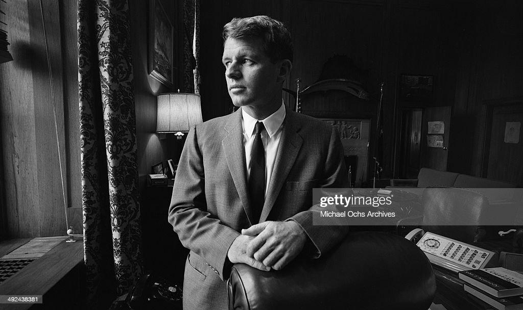 RFK Portrait Session : News Photo