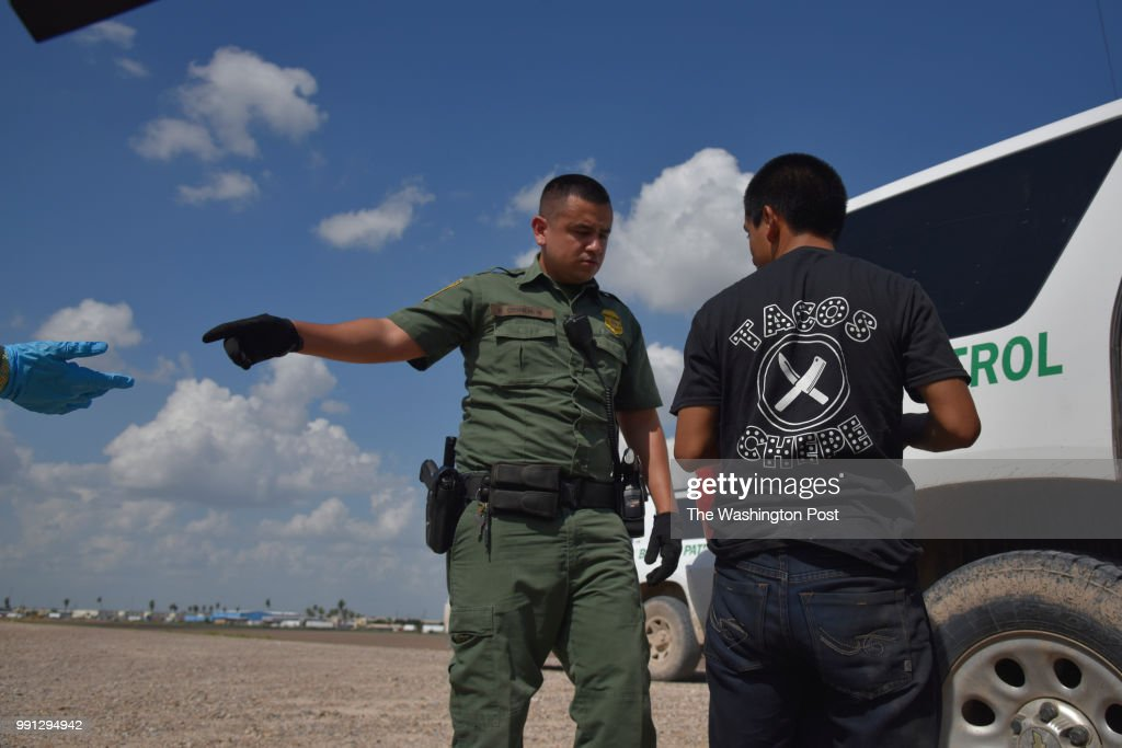 United States Border Patrol agent Rene Cisneros prepares to transport a young man from Guatemala after the young man was captured near the U.S.-Mexico border on Monday, June 25, 2018, in Hidalgo, TX. A week ago, Donald Trump abruptly signed an executive order ending family separations at the U.S.-Mexico border after international public uproar over the impact of his administrations zero tolerance immigration policy. A day after the signing of the executive order, officials announced the U.S. will stop prosecuting parents who cross the border illegally with children.