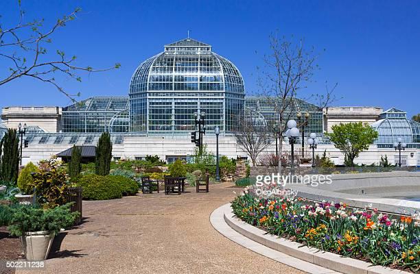 United States Botanic Garden (USBG), Washington DC, USA.