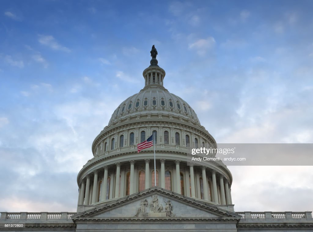 United States Capital Building : Stock-Foto