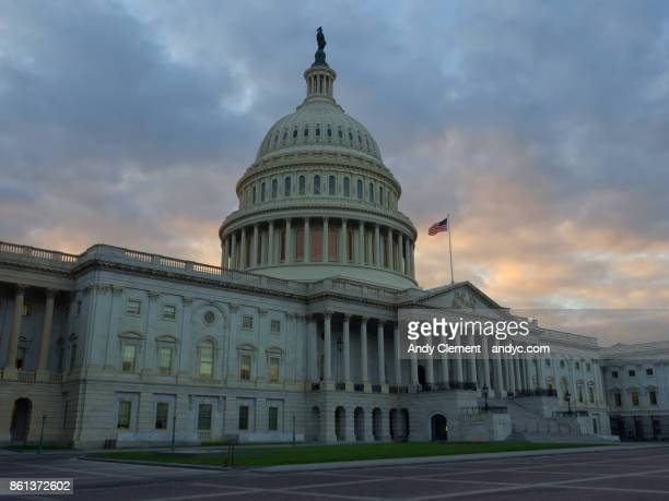 united states capital building - andy clement stock pictures, royalty-free photos & images
