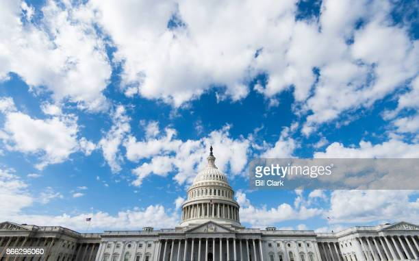 United States Capitol building on Wednesday Oct 25 2017