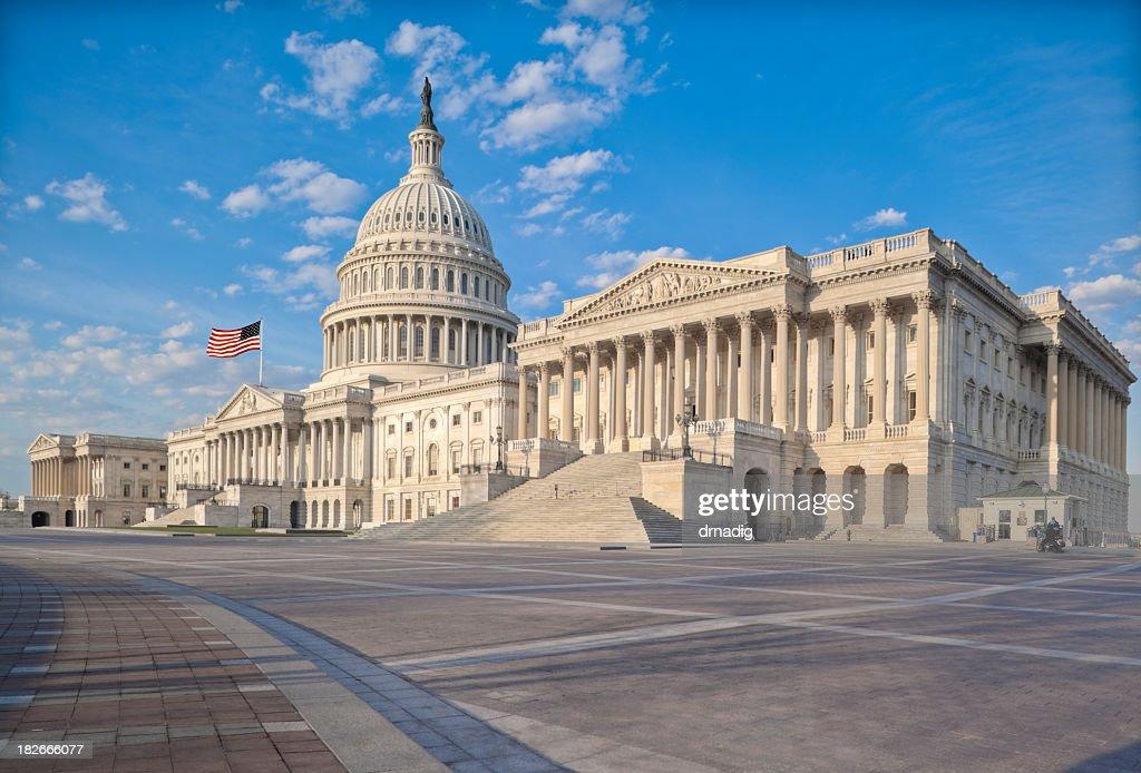 Capitolio de Estados Unidos : Foto de stock