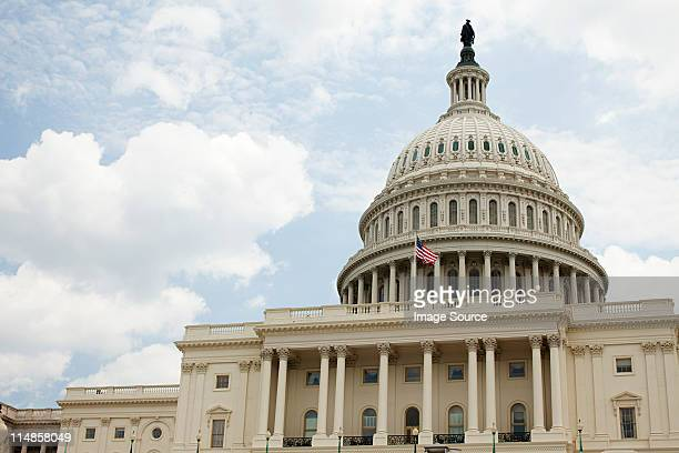 united states capitol, washington dc, usa - capitol building stock photos and pictures