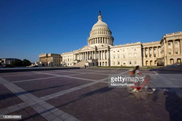 united states capitol, washington - massimo pizzotti foto e immagini stock