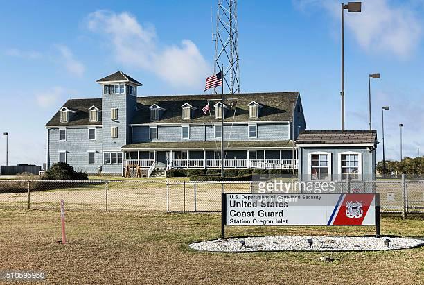 United States Coast Guard Station at Oregan Inlet