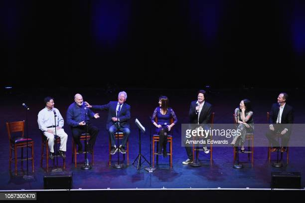 United States Congressman Ted Lieu director Rob Reiner actor Martin Sheen political commentator Stephanie Miller comedians John Fugelsang and...