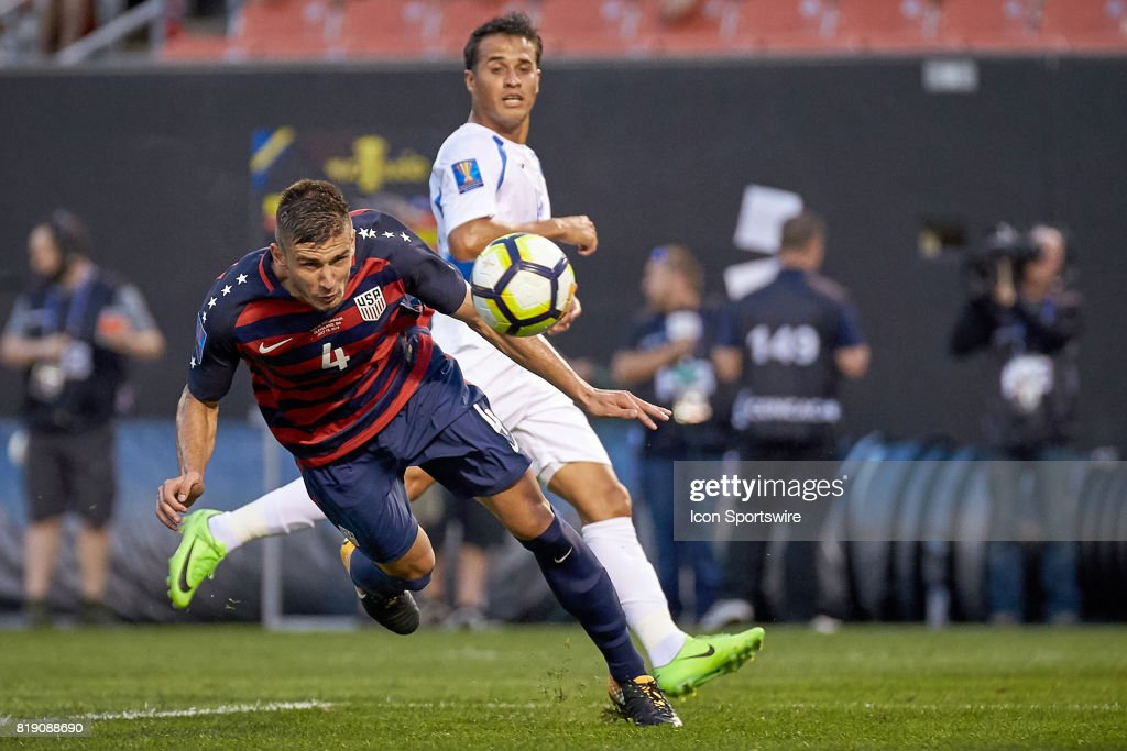 SOCCER: JUL 15 CONCACAF Gold Cup Group B - Nicaragua v United States : News Photo