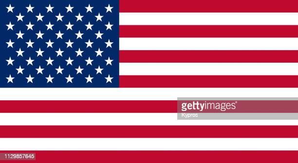 united states flag - アメリカ ストックフォトと画像
