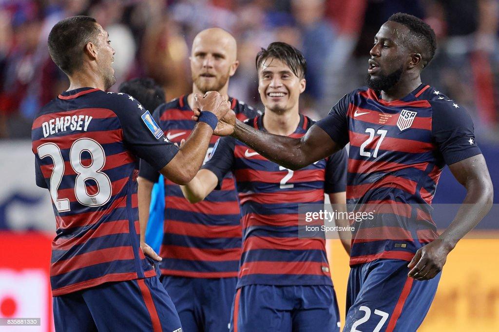 SOCCER: JUL 26 CONCACAF Gold Cup Final - USA v Jamaica : News Photo