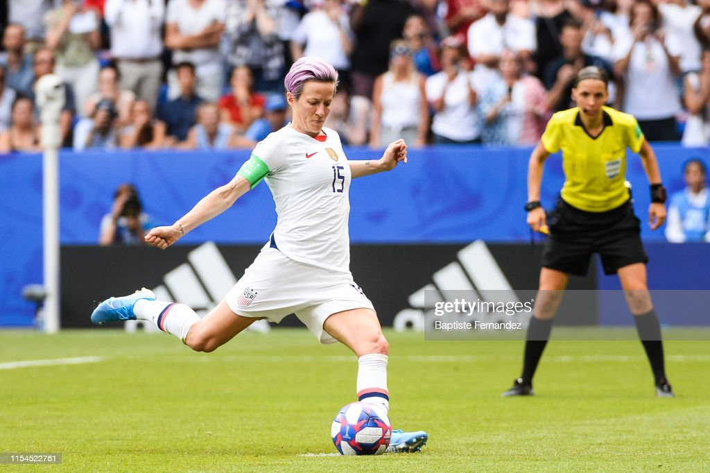 United States v Netherlands: Final - 2019 FIFA Women's World Cup : News Photo